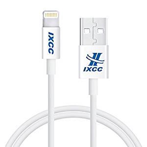 [Amazon UK] Apple zertifiziertes MFi Lightning Kabel 1m für iPhone