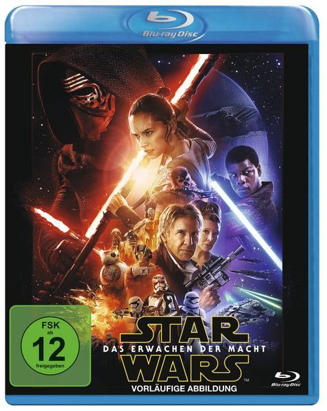 Thalia.at: Star Wars - Das Erwachen der Macht (Blu-ray) für 5,99€ bei Abholung