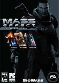 [cdkeys] Mass Effect Trilogy (Origin) für 5,69 EUR