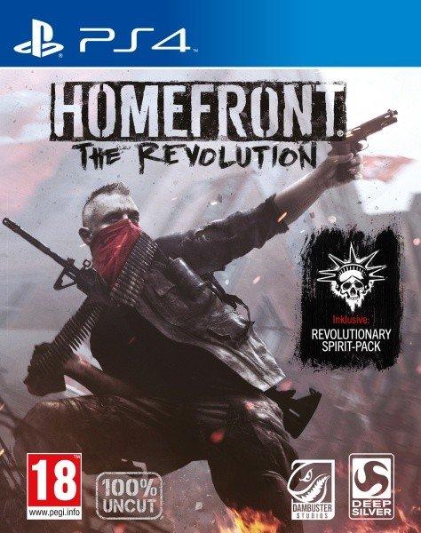 GameStop: Homefront: The Revolution (Playstation 4 / Xbox One) für 9,96€