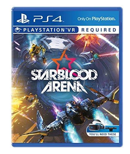 Amazon Prime: Starblood Arena VR / PlayStation VR Worlds / Driveclub VR für je knapp 20€