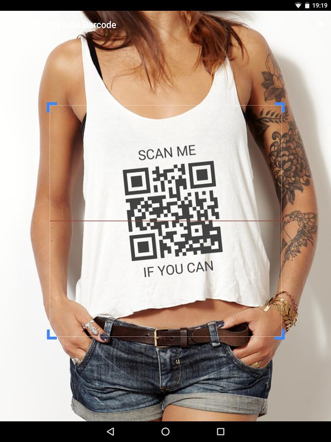 QR & Barcode Scanner PRO - Kostenlos [PlayStore]