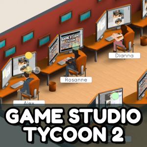 [Android] Game Studio Tycoon 2 *Strategie, für 0€ statt 3,39€
