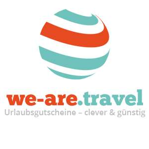 we are travel 10% Gutscheincode