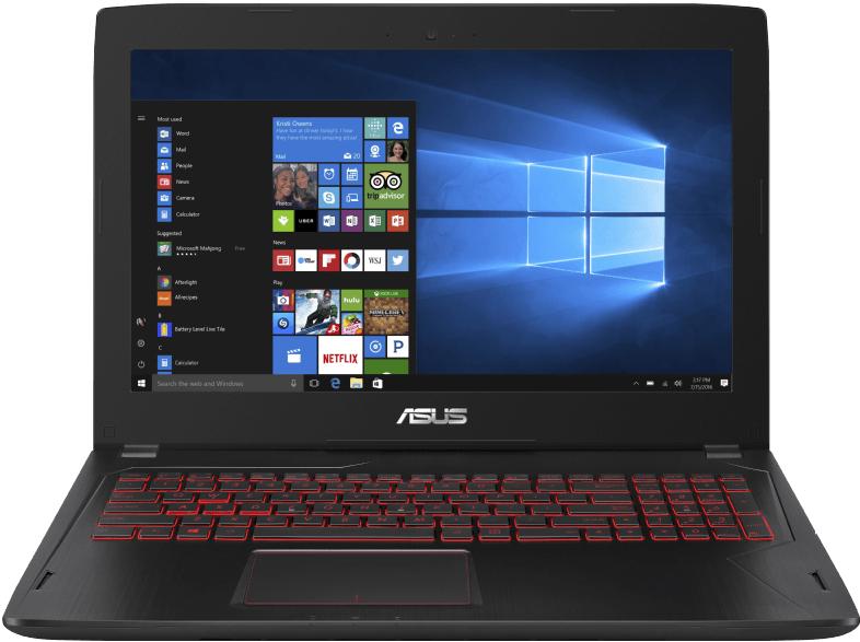 [Saturn.de/Logoix] Asus FX502VM-DM112T Gaming Notebook mit GTX 1060 für 805€ (statt 1200€)