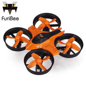 FuriBee F36 Mini RC Quadcopter mit Headless Mode