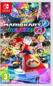 [Amazon.co.uk] Mario Kart 8 ( Switch) für 45€