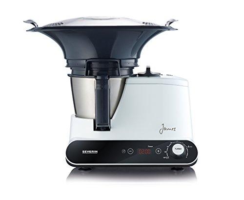 Severin KM 3895 Küchenmaschine mit Kochfunktion um 150 € - 14%