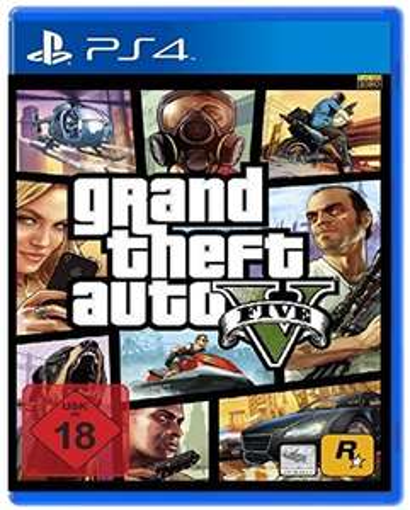 Amazon.de: GTA V, PS4 & Xbox One, für 22€