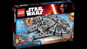 [Amazon.de] LEGO Star Wars 75105 - Millennium Falcon - 66% sparen!