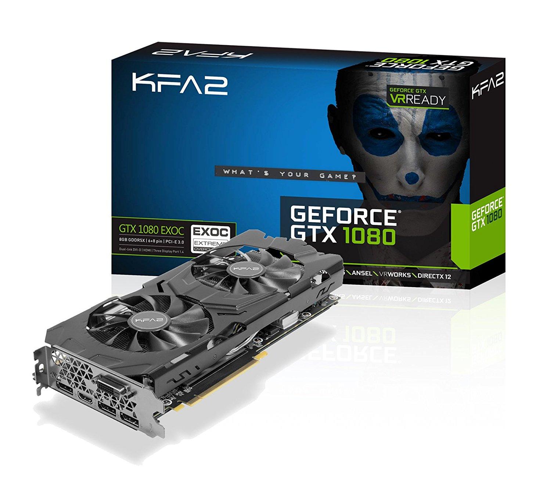 [Amazon.de] Preisfehler? diverse Grafikkarten vergünstigt - zB  Asus ROG Strix GeForce GTX1060-O6G für 160,83€