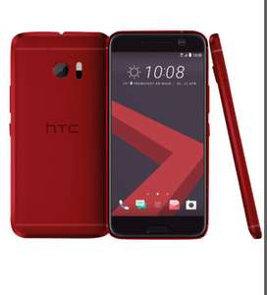 HTC 10 lava rot