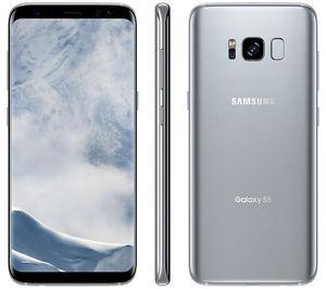 eBay: Samsung S8 (64 GB, silber) um 674 € - statt 791 € - 15%