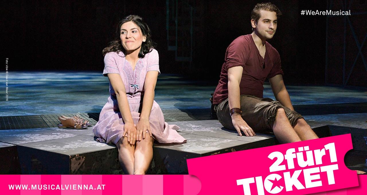 2 für 1 Ticket für die Musicals Schikaneder + Don Camillo&Peppone