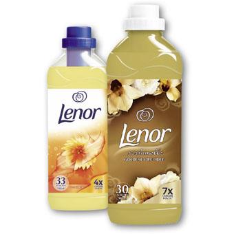 [Penny -> Marktguru] Lenor Weichspüler div. Sorten, 800ml, 2 Flaschen für 1,58€ (0,79€/Flasche) von 04.05. - 10.05.