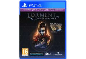 Media Markt: Torment: Tides of Numenera (PlayStation 4) für 27€