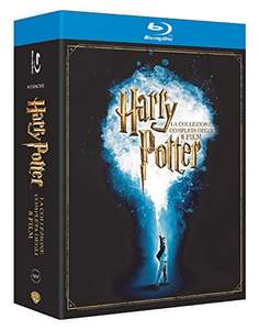 [Amazon.it]  Harry Potter – The Complete Collection (Blu-ray) für 20,84 EUR inkl. VSK