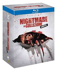 Amazon.it: Nightmare on Elm Street Blu-ray Collection für 16,75€