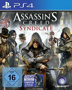 Amazon Prime: Assassin's Creed Syndicate (PS4 / Xbox One) für 15,69€