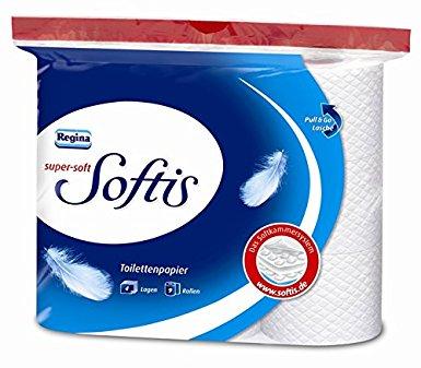 Regina Softis Toilettenpapier 16 Rollen