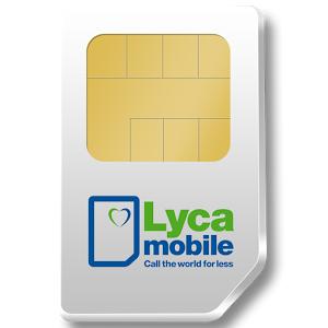 Lyca Mobile: Tel+SMS unlimitiert + 7 GB Daten um 7,45 € (50% Rabatt f Neukunden)