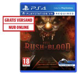 Media Markt Super Sonntag: div. Playstation 4 VR Spiele ab 11,-