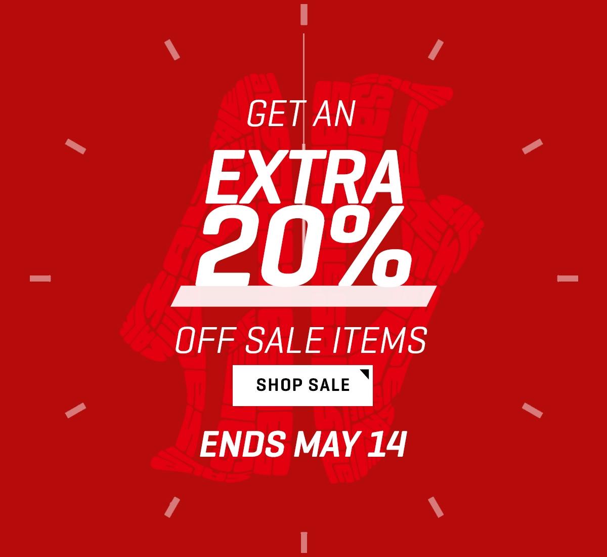 [Puma] -20% zusätzlich auf Sale-Artikel bis 14.05.2017