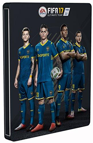 Amazon.de: Fifa 17 Steelbox Edition (Xbox One) für 23,95€