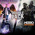 Microsoft Store: Saints Row / Metro Doppelpack für 11€ (nur mit Xbox Live Gold)