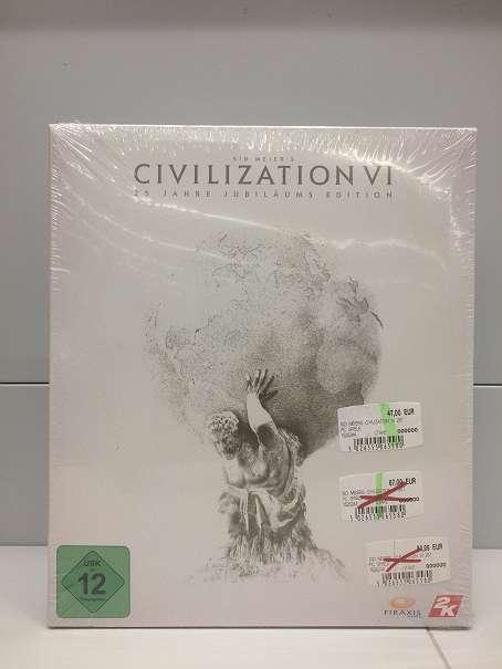[Mediamarkt] [PC] Sid Meier's Civilization VI - 25th Anniversary Edition - Restposten - 50,- inkl. Versand