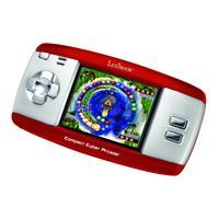 Haas: Lexibook JL2374RD Compact Cyber Arcade