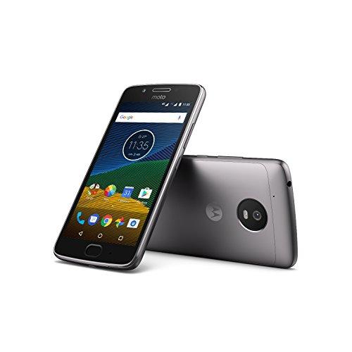 Lenovo Moto G5 (16 GB Speicher, 3 GB Ram, Dual-Sim, schwarz) - Amazon.es