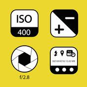 iOS: EXIF Viewer, View & Remove GPS Metadata, gratis statt 3,49€