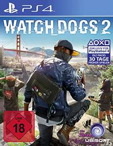 Amazon.de: Watch Dogs 2, PS4 / Xbox One für 20,17€