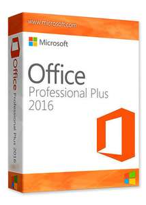 Office2016 Professional Plus für 29,99 € (SCDkey)