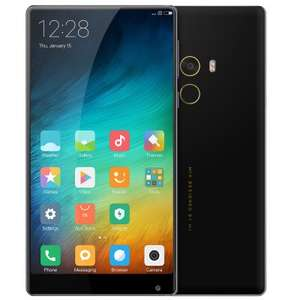 "[Gearbest] Xiaomi Mi Mix 6,4"" randloses Display, 6GB / 256GB für 387,65 € statt 484 €"