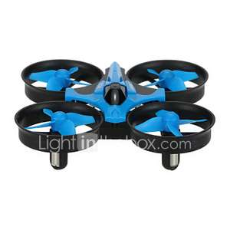Drohne JJRC H36 4 Kanäle 6 Achsen 2.4G Ferngesteuerter Quadrocopter LED - Beleuchtung, Headless Mode, One Key Return