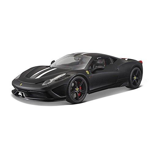 Modelauto 1:18 Ferrari Signature (Bburago 15616904BK) für 24,69 € + 3,60 € Versand **statt 80,- €