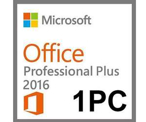 Office2016 Professional Plus für 10,90 € (Hood.de)