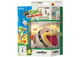 Media Markt: Poochy & Yoshi´s Woolly World + amiibo Schnuffel für Nintendo 3DS um 25€
