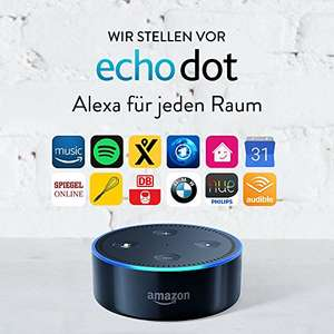[Amazon] 5€ Rabatt auf Echo Dot