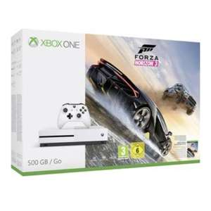 Xbox One S 500GB inkl. 2 Wireless Controller, inkl. Halo Wars 2, inkl. Forza Horizon 3