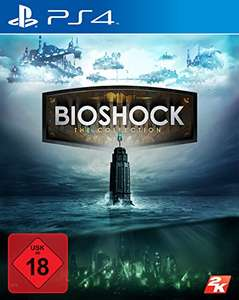 [Amazon.de] [PS4+XONE] Bioshock: The Collection für €17,15