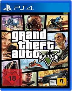 GTA V / PS4   [Amazon.de]