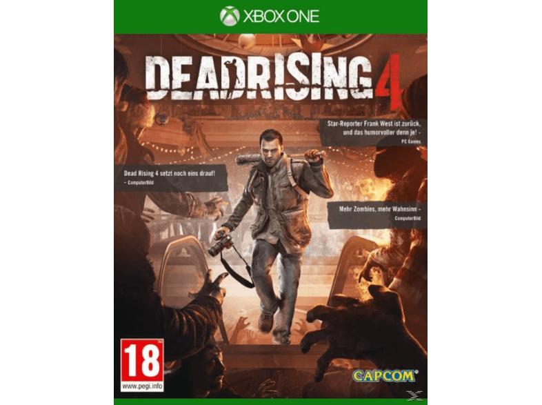 Dead Rising 4 (Xbox One) - Bestpreis [Saturn & Mediamarkt]