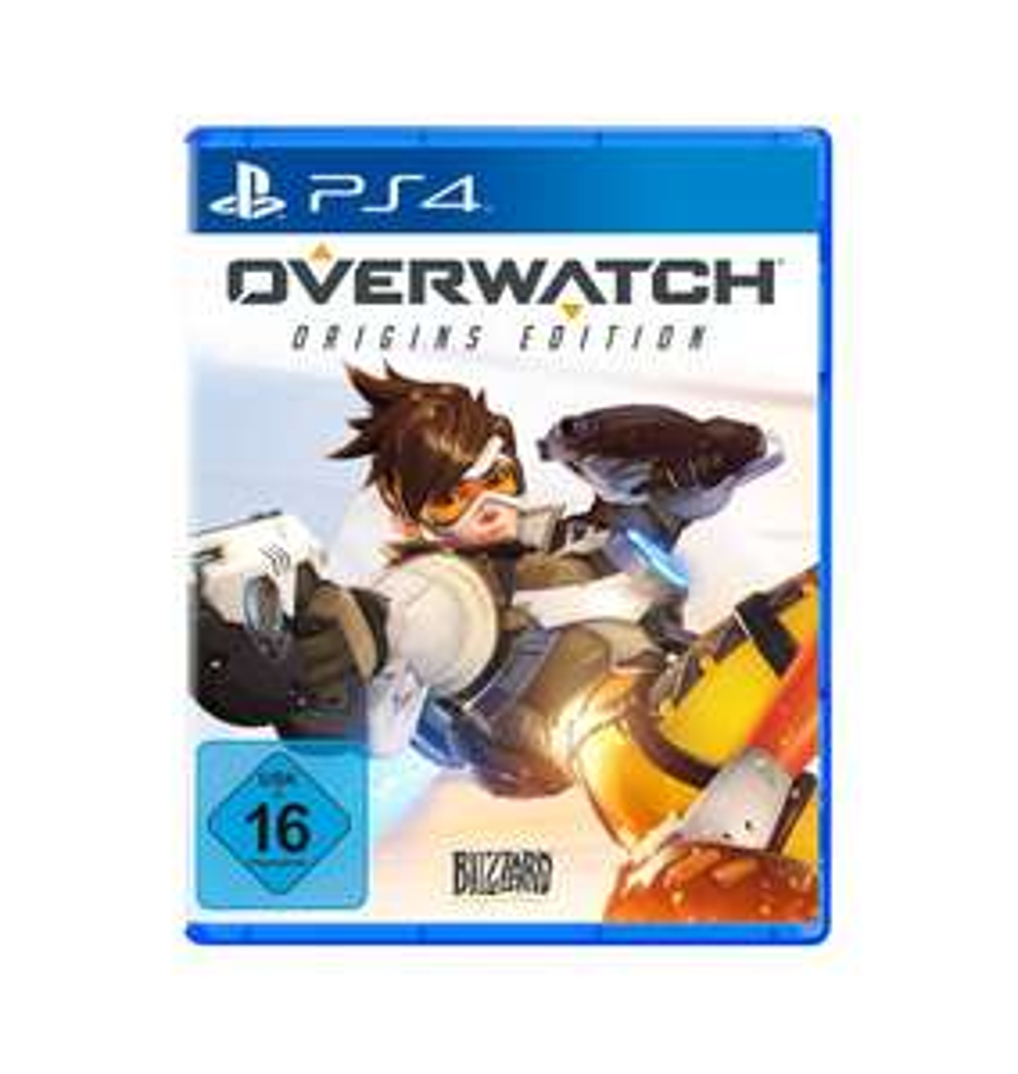 [Amazon.de] Overwatch ( PS4) für 27€ / Xbox One für 28,31€
