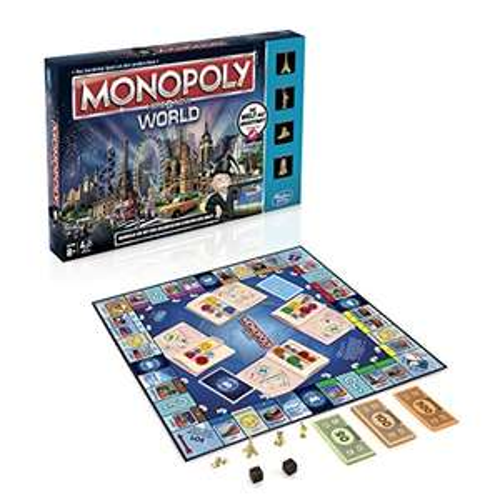 [Amazon Prime] Monopoly World von Hasbro für 12,74€