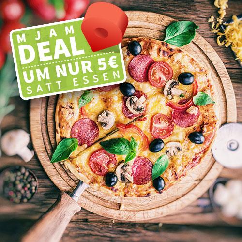 [mjam.at] Innsbruck Deal - ein Menü um 5€ vom 17.05.-14.06. nach Hause bekommen.