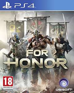 Amazon.es: For Honor (PS4) für 28,55€
