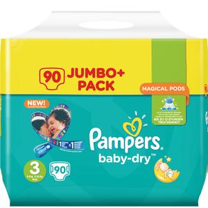 Pampers Jumbo Pack - minus 25% Shira Bonus und Guru kombinieren !